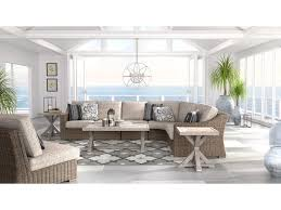 Royal Furniture Living Room Sets Signature Design By Beachcroft Outdoor Conversation Set