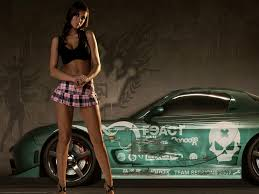 need for speed prostreet right click and choose set as wallpaper