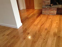 wax finish applied after floor sanding by floorfixer of