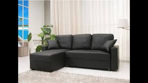 sleeper sectional sofa for small spaces youtube