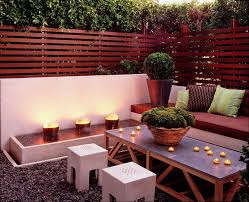 Backyard Fences Ideas by Glancing Backyard Fence Ideas With Nature Lovers Outdoor Decorate