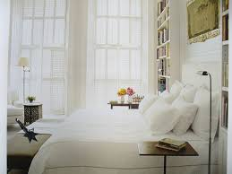 improving house aesthetic with all white bedroom ideas lalila