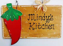 kitchen chili pepper wall art chili pepper christmas red chili pepper personalize kitchen name sign wall art hanger
