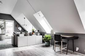 attic area attic living area in grey coco lapine designcoco lapine design