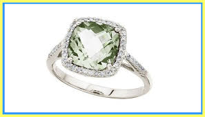 chagne diamond engagement ring green amethyst rings change your style statement wedding rings