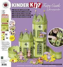 kinder bastelsets kids craft kits kids craft set fairy castle