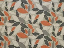 Orange Curtain Material Prestigious Textiles Pimlico Mango 5704 402 Cotton Fabric