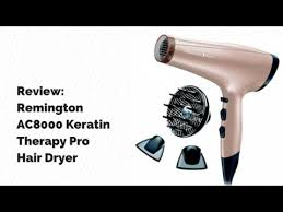 Philips Hair Dryer Keratin review remington ac8000 keratin therapy pro hair dryer