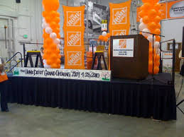 Home Depot Expo Design Store Jericho Stage Helps Octagon U0026 Home Depot To Launch A New Store Jsi