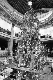 Plant Used As A Christmas Decoration How Beloved San Francisco Department Stores Used To Celebrate