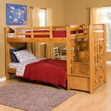 bunk bed with storage stairs home design ideas