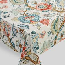 World Map Tablecloth by Christmas Table Linens World Market