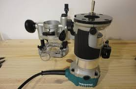 Fine Woodworking Compact Router Review by Makita 1 1 4hp Compact Router Kit Rt0700cx3 Review Coptool Com
