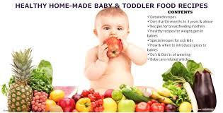 healthy home made baby u0026 toddler food recipes u2013 kitchen kathukutty