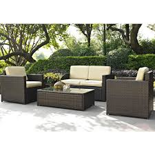 Wicker Resin Patio Chairs Creativeworks Home Decor Patio Furniture Sets