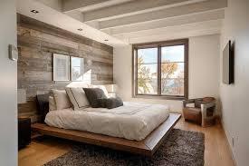 chambre lambris bois papier peint chambre d aspect bois 30 idées magnifiques lambris