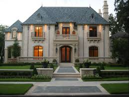 images of french house plan home interior and landscaping