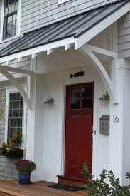 Copper Awnings For Homes Front Doors Awnings Above Front Door Canvas Awning Over Front