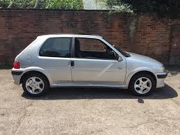 used 2002 peugeot 106 1 4 quiksilver hatchback 3d 1360cc for sale