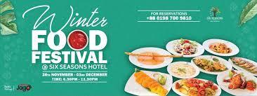 winter food festival at six seasons hotel helloeventz