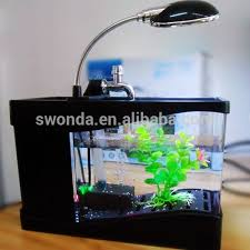 Fish Tank Desk by Usb Mini Aquarium Desktop Aquarium Alive Fish Tank Buy Alive