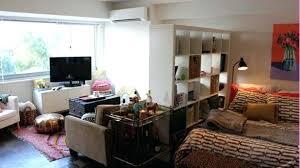 studio bedroom ideas bedroom dividers studio bedroom dividers in flat room with regard to