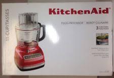 kitchenaid food processor blades with chopper ebay