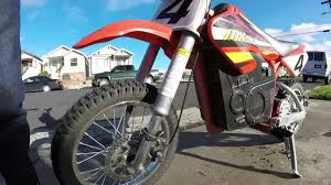 razor mx400 dirt rocket electric motocross bike razor mx500 dirt bike review youtube