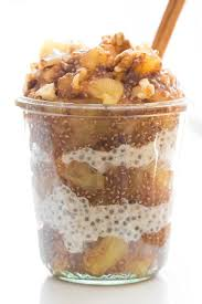 muffin basket delivery sugar free apple pie chia seed jam parfait recipe sugar free
