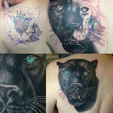 Mens Tattoo Cover Up Ideas From Childhood To Adulthood Thanks To Elena Vonkay Awesome Cover