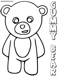 24 bear coloring pages free bear coloring pages poweredbypulses org