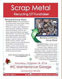 scrap metal filing cabinet wayne county students participate in scrap metal recycling gt