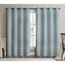 Gray Eclipse Curtains Enamour 108 Length Curtains Curtain Lengths Cafe Length Curtains