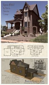 Pope Leighey House Floor Plan 7 Best Walter Gale House Images On Pinterest Frank Lloyd Wright