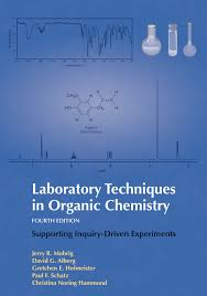 laboratory techniques in organic chemistry 9781464134227