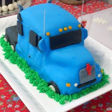 kenworth sculpted cake for year old boy who tastespotting