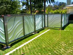 Home Depot Decorative Fence Decoration Glamorous Metal Fence Panels Settings And Remodel
