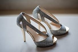 gray wedding shoes silver sparkly wedding shoes glitter bridal shoes 796547