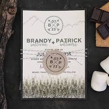 mountain wedding invitations best 25 mountain wedding invitations ideas on forest