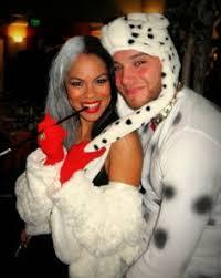 Cruella Vil Halloween Costume Couples Halloween Costume Ideas Cruella Deville Dalmatian
