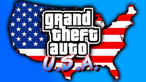 Usa Map With Cities And States by Gta Usa Map Mod All Grand Theft Auto Cities In One Game Grand