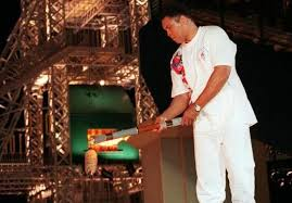 When Did Muhammad Ali Light The Olympic Torch Eight Key Moments From The Olympic Games U2013 Punch Newspapers