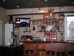 set up cocktail bar home home bar design