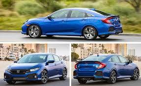 2011 honda civic si 0 60 2017 honda civic si drive review car and driver