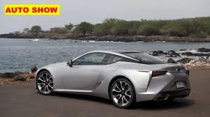 lexus lc 500 awd 2018 lexus lc 500 interior exterior test drive youtube