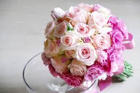 theme wedding bouquets pink theme wedding bouquet by hana flower boutique by hana flower