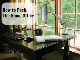 Homeoffice How To Pack The Office Moving Insider