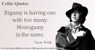 wedding quotes oscar wilde oscar wilde quotes on ireland calling