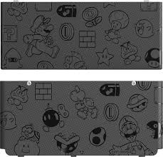 amazon 3ds bundle black friday photos of the super mario black white edition new 3ds nintendo