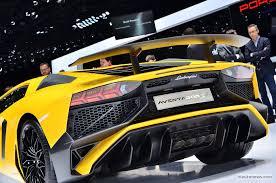 Lamborghini Aventador Exhaust - lamborghini aventador sv priced from 493 069 usd in usa ultimate